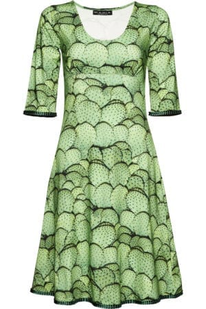 Stella Dress Cactus, green