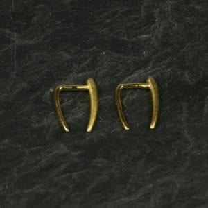 Ørering guld