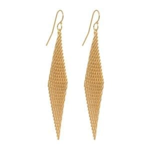 Pico Kiara earrings/Gold