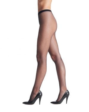 Oroblu Fine Fishnet tights Black