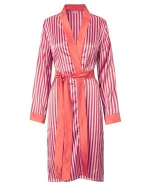 Honor kimono, Burnt orange/rosa