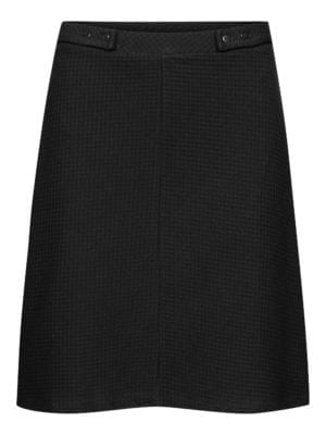 WTG Toppie Skirt, Black