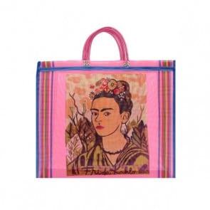 Frida Kahlo Taske pink