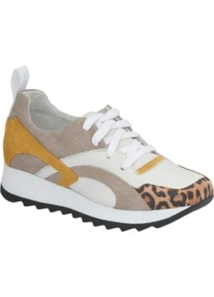 Andrea Multi Leo Sneakers