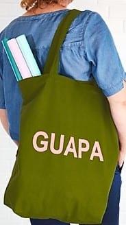 Bomuldsnet Guapa Grøn