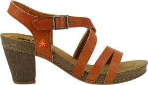 ART sandal I MEET Mojavevachetta Cuero