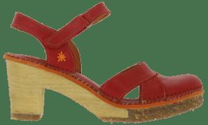 ART sandal AMSTERDAM Memphis carmin