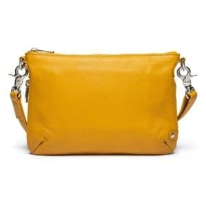 Small crossover bag yellow