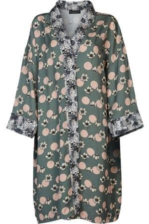 MANIA Copenhagen Kimono green vintage