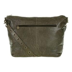 Shopper taske, army green