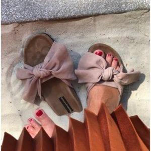 Nova sandal nude
