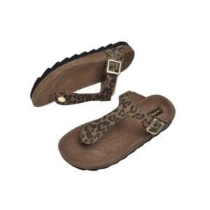 Sherlyn sandal leopard