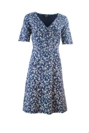 Dress  CrossBlossom navy