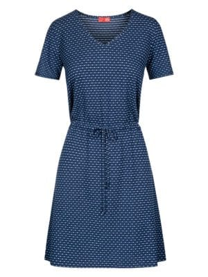 WTG Distinct dress, navy