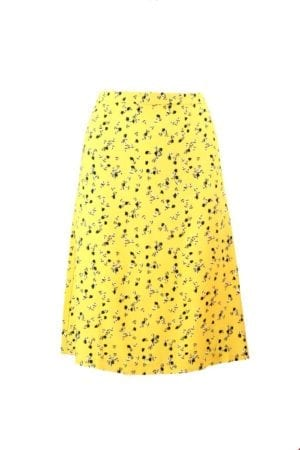 Skirt Sweet yellow