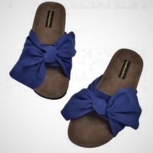 Nova sandal blå
