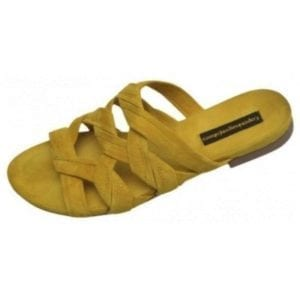 Enrica plain yellow