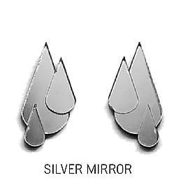Let it rain-Mirror silver