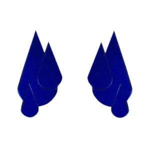 Let it rain-Mirror blue