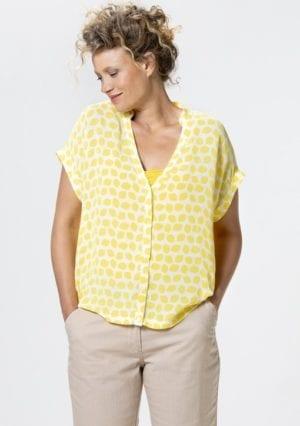 Top Sunny Lemon