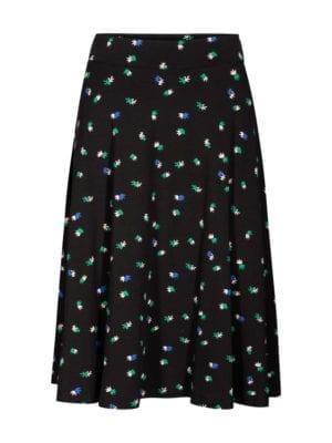 WTG Saniye skirt, black