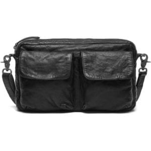 Cross over bag black 13306