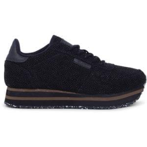 Ydun Sneakers Pearl Plateau Black