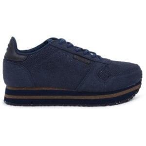 Ydun Sneakers Pearl Plateau Navy