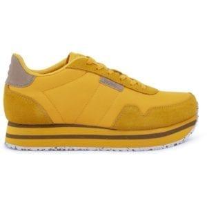 Nora ll Sneakers Plateau Mango