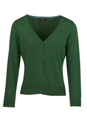 Bamboo Cardigan forrest