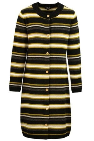 Long Cardigan multistripe
