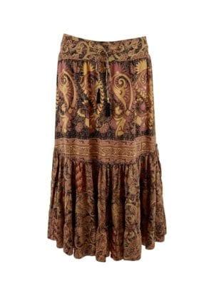 LUNA skirt mocha