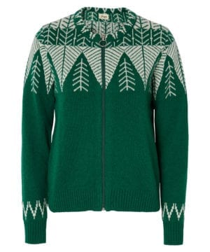 Jumperfabriken Hillevi green
