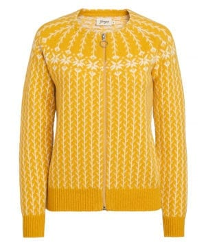 Jumperfabriken Hillevi Yellow