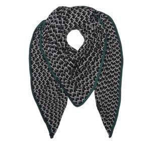 Kubus black/white/grey, Green