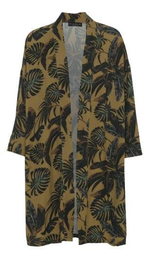 MANIA Copenhagen Kimono Palmleaves