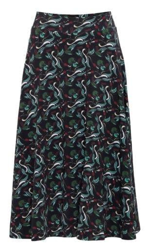 WTG Saniye skirt, Swan