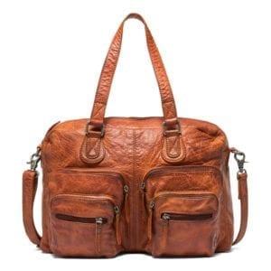 Large Bag 13850, cognac