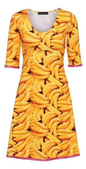 Stella Dress Banana Love
