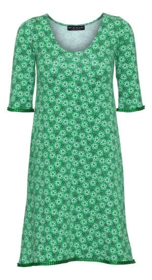 Alice dress Green petit fleur