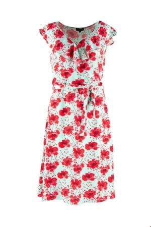 Dress Cross Poppy Mint