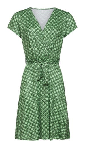 Dress Green wrap
