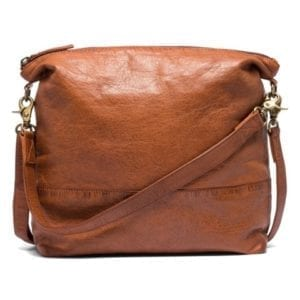 Medium large Bag Vintage Cognac 13808