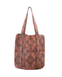Quilt Tote Bag pink imani