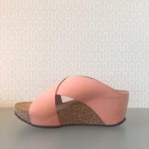 Franches sandal Cataloup nubuck