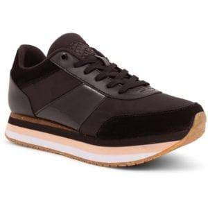 leonora Sneakers plateau Black