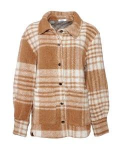 Viksa Wool jacket sand