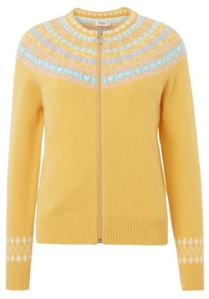 Jumperfabriken Allegra Yellow