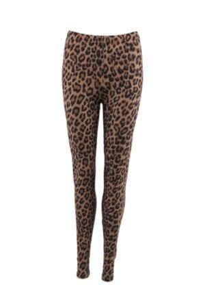 Lynn Legging brown leopard