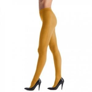 Tights Opaque 50 all color yellow 9 (karry)